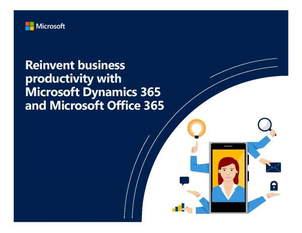 , Dynamics 365 better together with Office 365 E-book