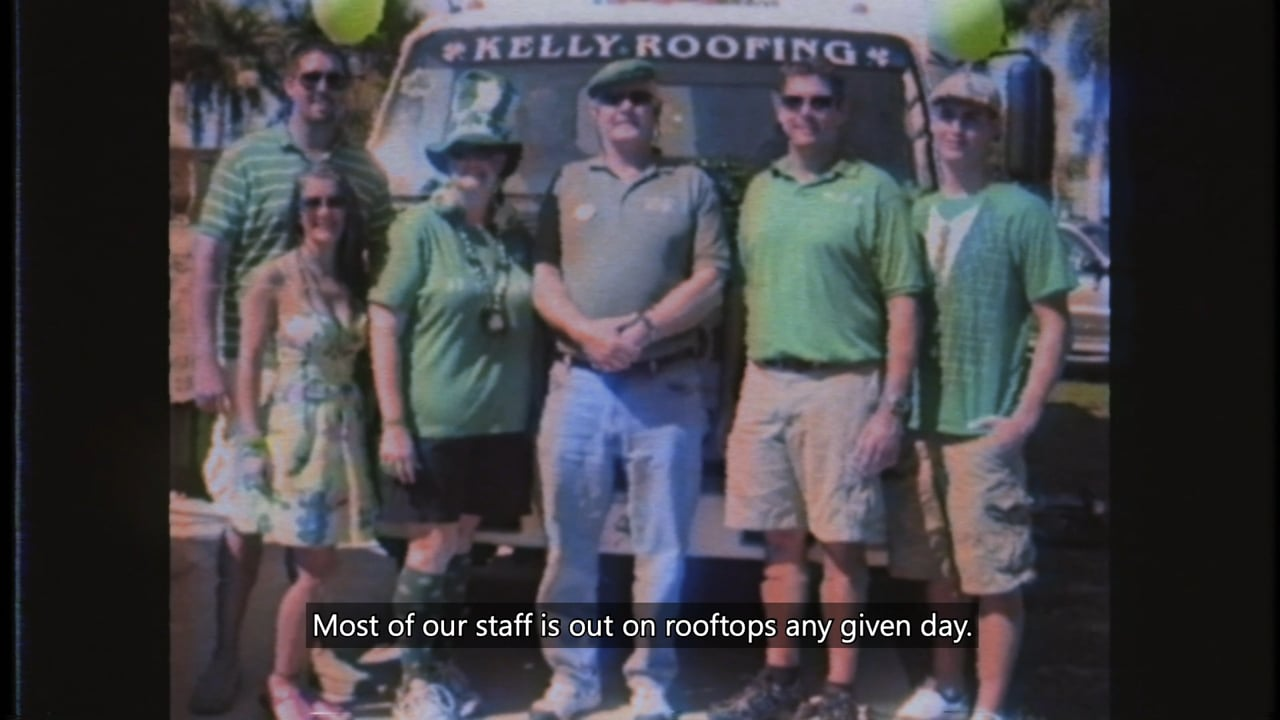 , Kelly Roofing – Taking Business to the Next Level with Microsoft Dynamics