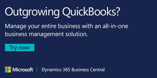 , Outgrowing Quickbooks?