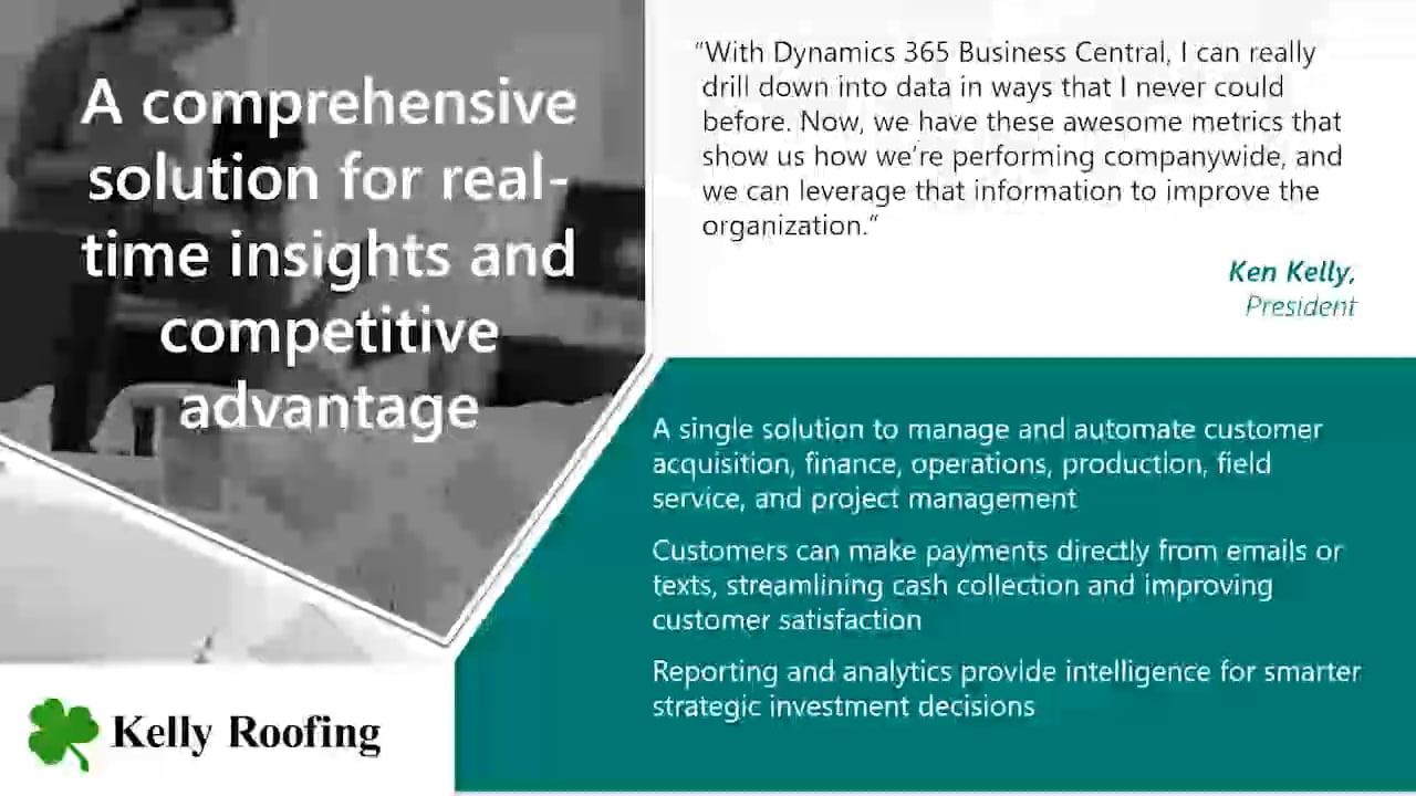, Dynamics 365 Business Central Webinar