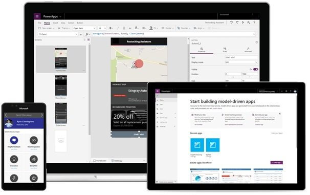 , Common Business Usecases For Powerapps
