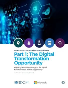 Microsoft Digital Transformation