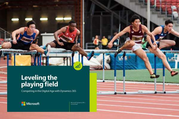 , AI leveling the playing field with Dynamics 365