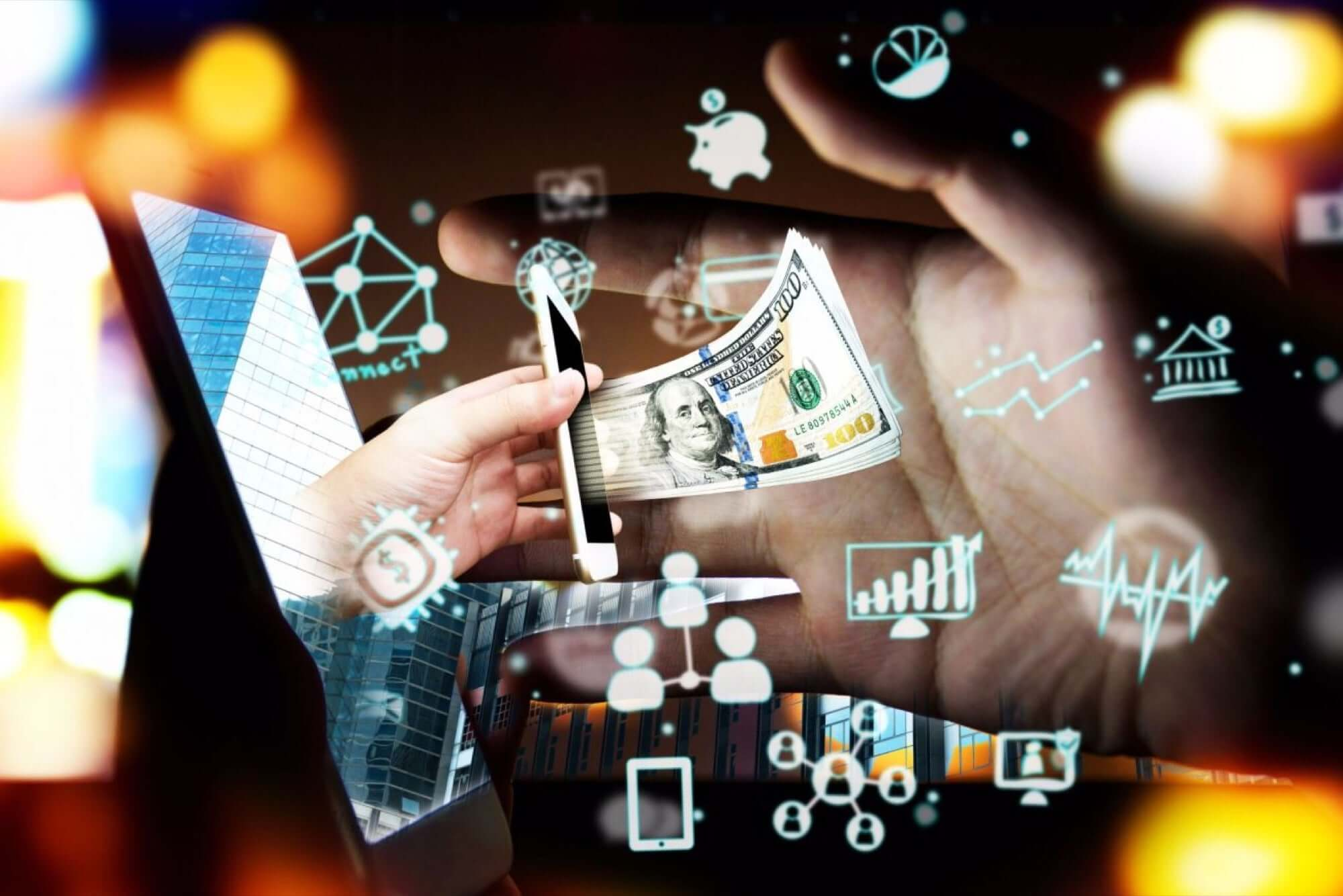, Customer Experience in Financial Services and the Influence of Technology