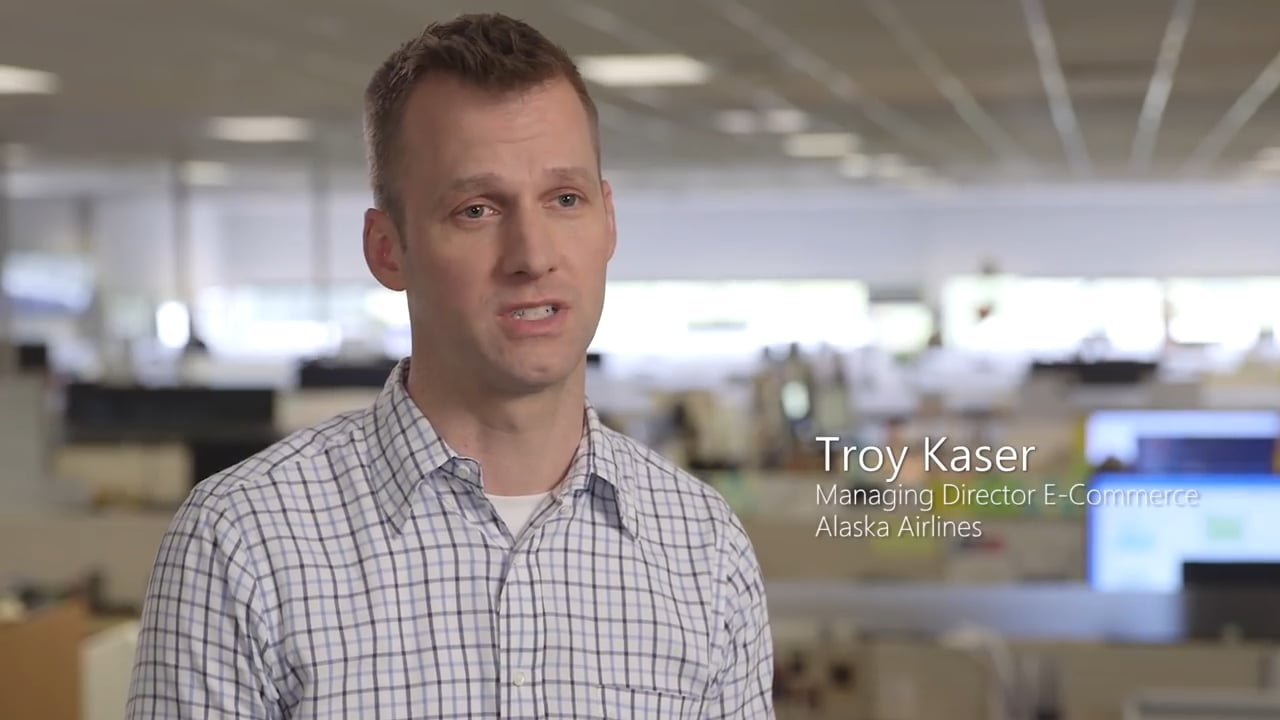 , Alaska Airlines makes shopping easier with Azure and microservices