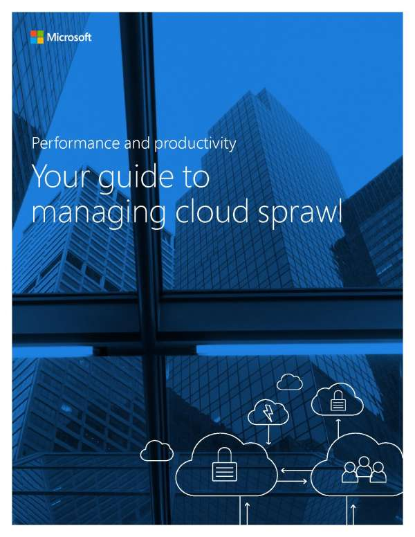 , Performance and Productivity: Your Guide to Managing Cloud Sprawl