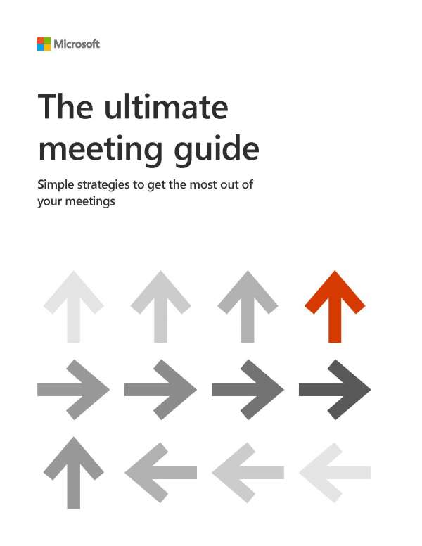 , The ultimate meeting guide
